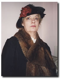 Rene as Eleanor Roosevelt